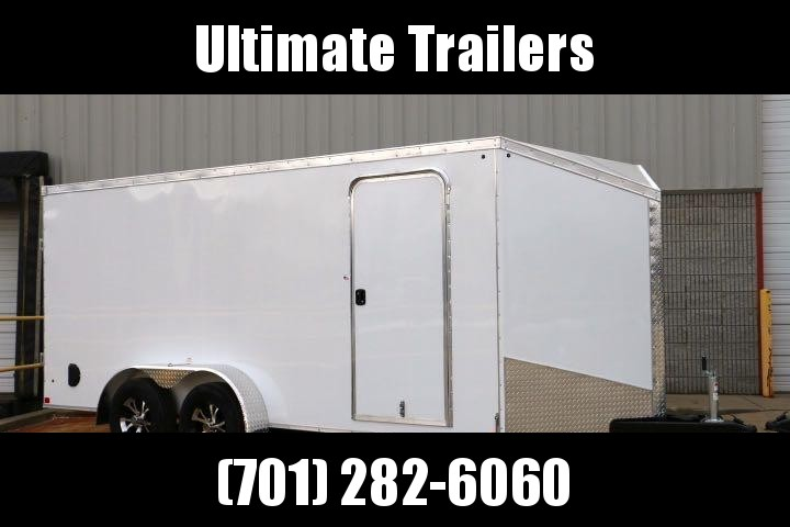 2021 Impact Trailers 7X16 Impact Shockwave Series Enclosed Cargo Trailer