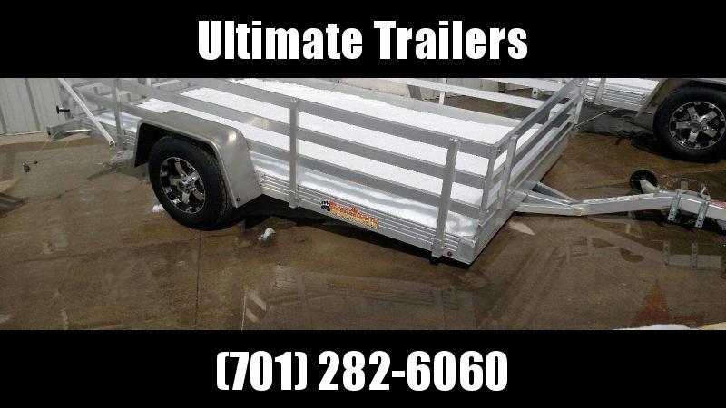 2021 Bear Track Products BTU82120 Utility Trailer