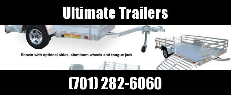 2021 Bear Track BTU82120 Utility Trailer
