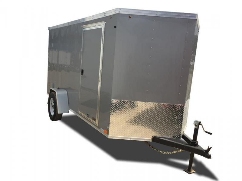 2021 United Trailers XLV Series Enclosed Cargo Trailer