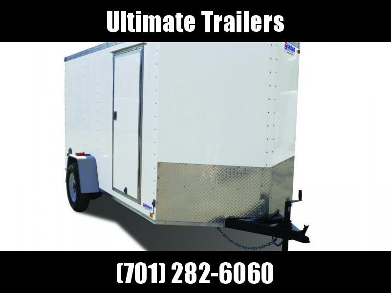 2021 United Trailers XLV Series Enclosed Cargo Trailer