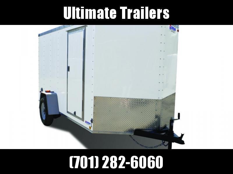 2022 United Trailers XLV Series Enclosed Cargo Trailer