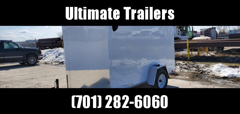 2021 United Trailers XLV610SA30-S-172812 Enclosed Cargo Trailer