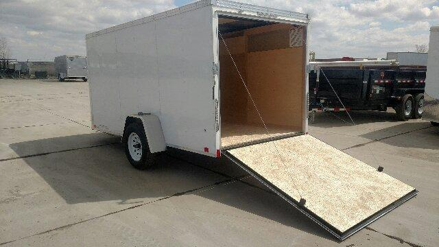 2021 United Trailers XLE612SA30-S Enclosed Cargo Trailer