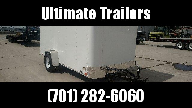 2021 United Trailers XLE612SA30-S Enclosed Cargo Trailer