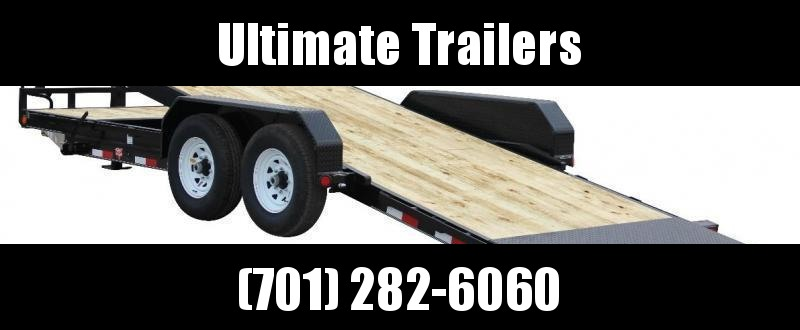 2020 PJ Trailers T6 24' Equipment Trailer