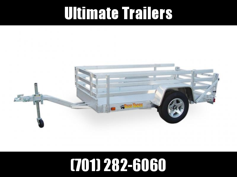 2021 Bear Track Products BTU65120S Utility Trailer