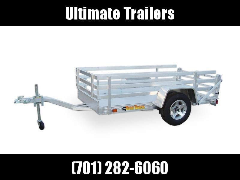 2022 Bear Track Products BTU65120S Utility Trailer