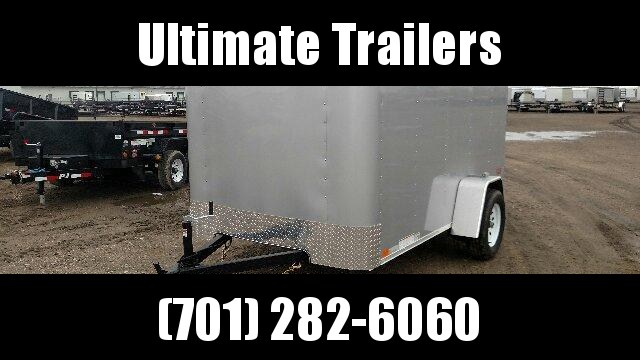 2021 United Trailers XLE610SA30-S Enclosed Cargo Trailer
