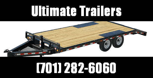 2021 PJ Trailers 8 I-Beam Deckover (F8) Equipment Trailer