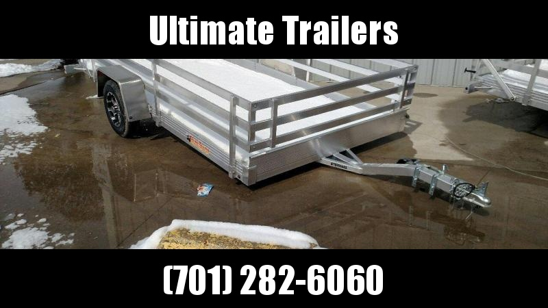 2021 Bear Track Products BTU76144S Utility Trailer