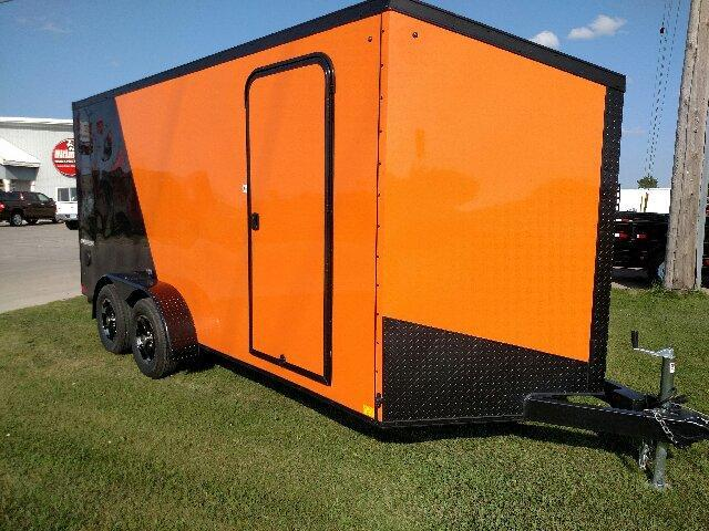 2021 Impact Trailers ISCBB712TE2FF Enclosed Cargo Trailer