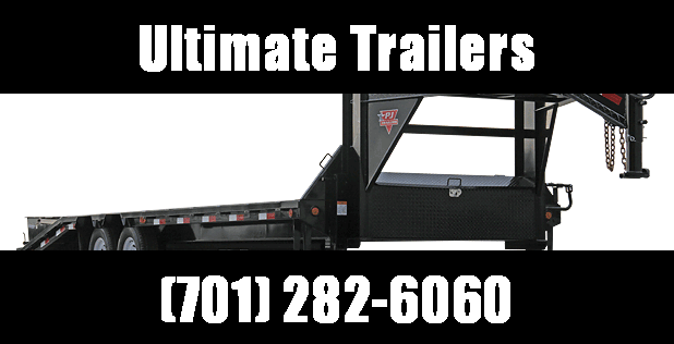 2021 PJ Trailers LS Series Low-Pro Flatdeck with Singles