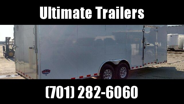 2020 United Trailers UXT8.524TA70 Enclosed Cargo Trailer