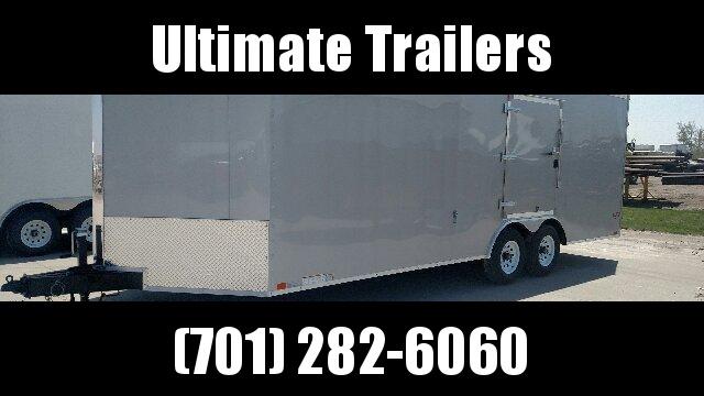 2022 United Trailers XLTV8.525TA50-S Car / Racing Trailer