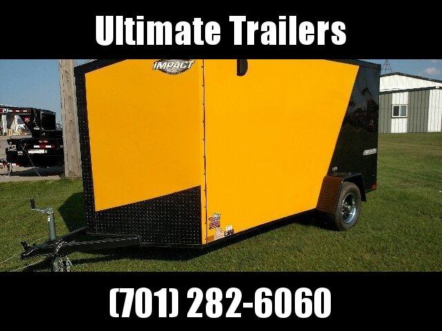 2021 Impact Trailers ITT612SA30 Enclosed Cargo Trailer
