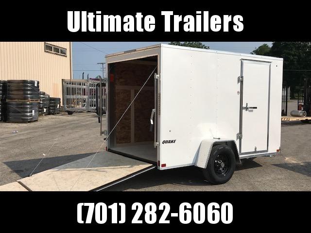 2021 Impact Trailers ISCBA7.0x12E2FF Enclosed Cargo Trailer
