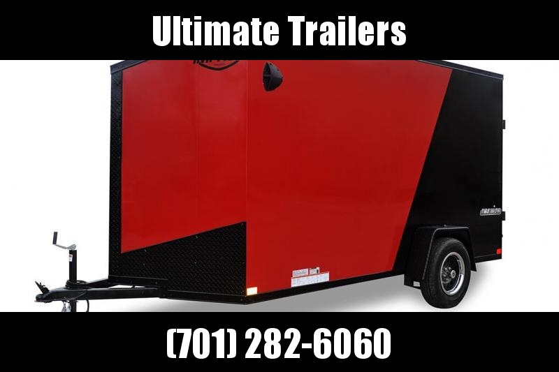 2022 Impact Tremor Blackout Series Enclosed Cargo Trailer