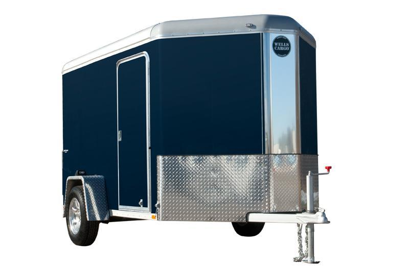 2021 Wells Cargo Trailer Enclosed Cargo Trailer