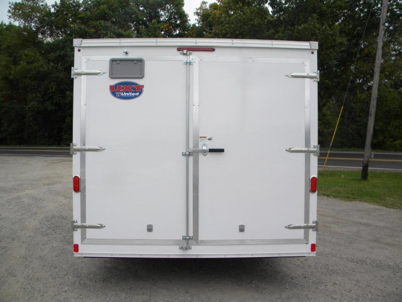 2021 United Trailers UXT Series Enclosed Cargo Trailer