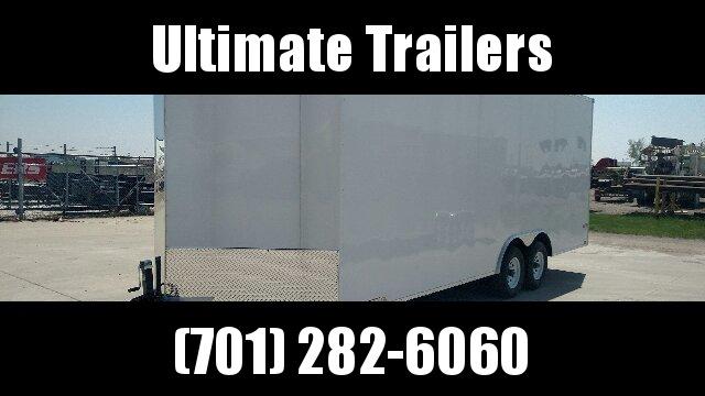 2020 United Trailers XLTV8.525TA50-S Car / Racing Trailer