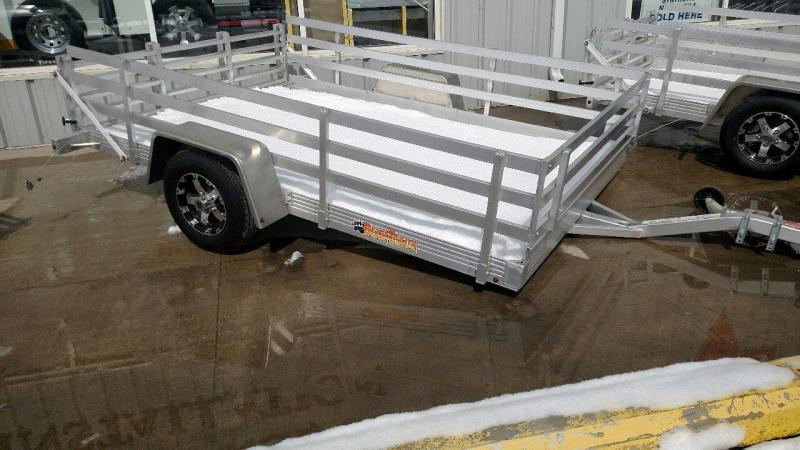 2020 Bear Track Products BTU76120S Utility Trailer