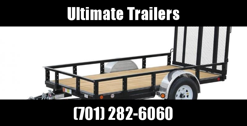 "2021 PJ Trailers U6 Series 60"" Wide"