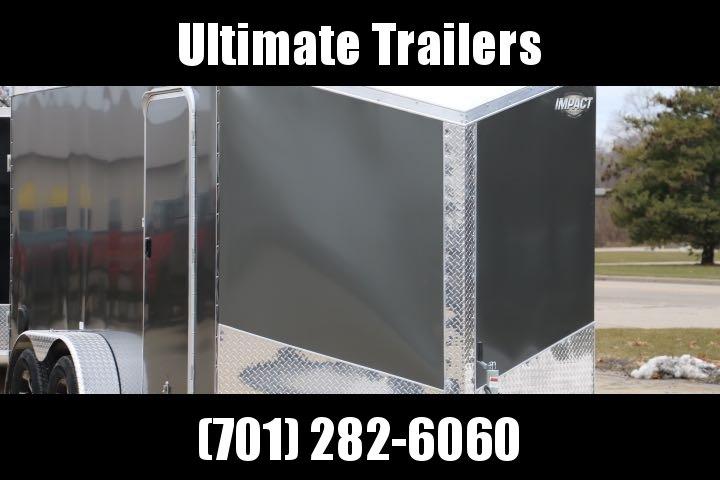 2021 Impact Trailers ISCDA7.0X16TE2FF Enclosed Cargo Trailer