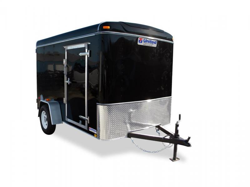 2021 United Trailers ULH Series Enclosed Cargo Trailer