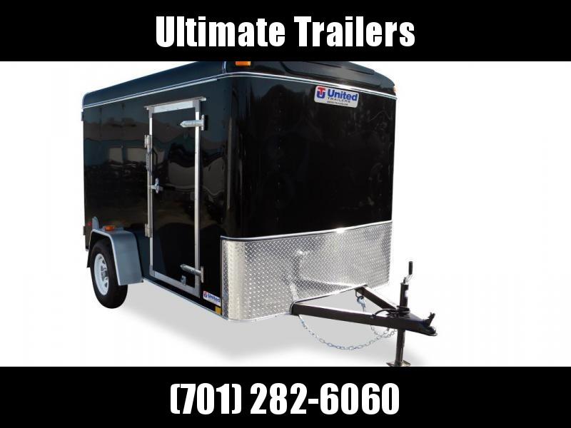 2021 United Trailers UT Series Enclosed Cargo Trailer