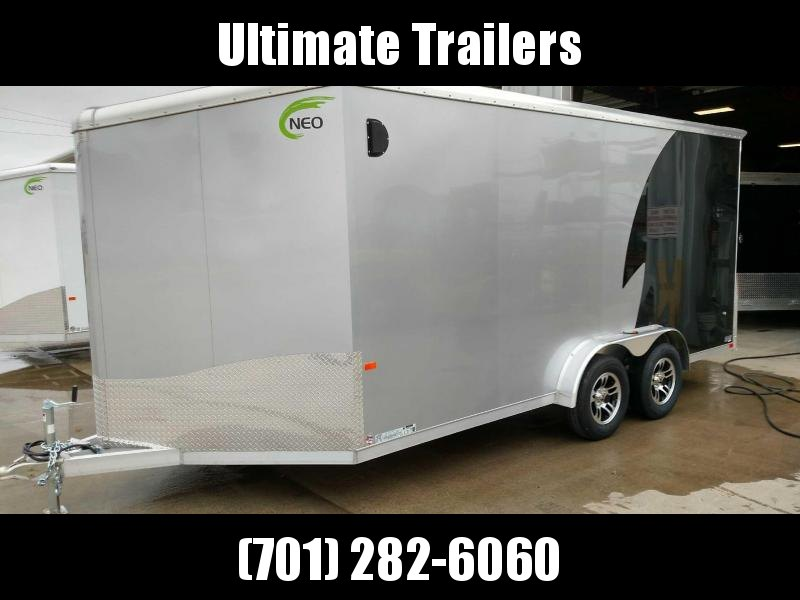 2022 NEO Trailers NAM1675TR80A Enclosed Cargo Trailer