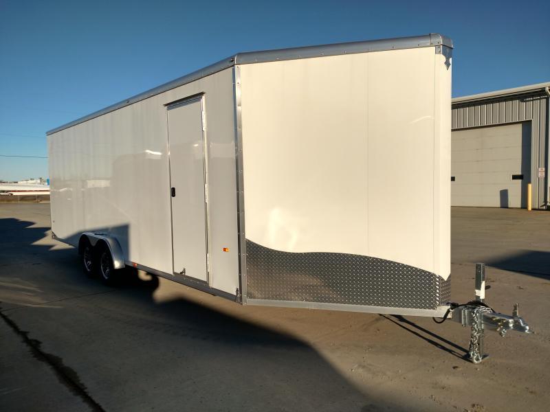 2021 NEO Trailers NAS2875TR12 Snowmobile Trailer