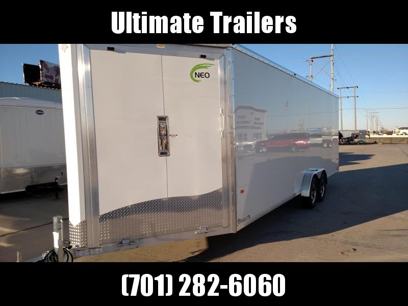 2021 NEO Trailers NAS2875TR12 Snowmobile Trailer