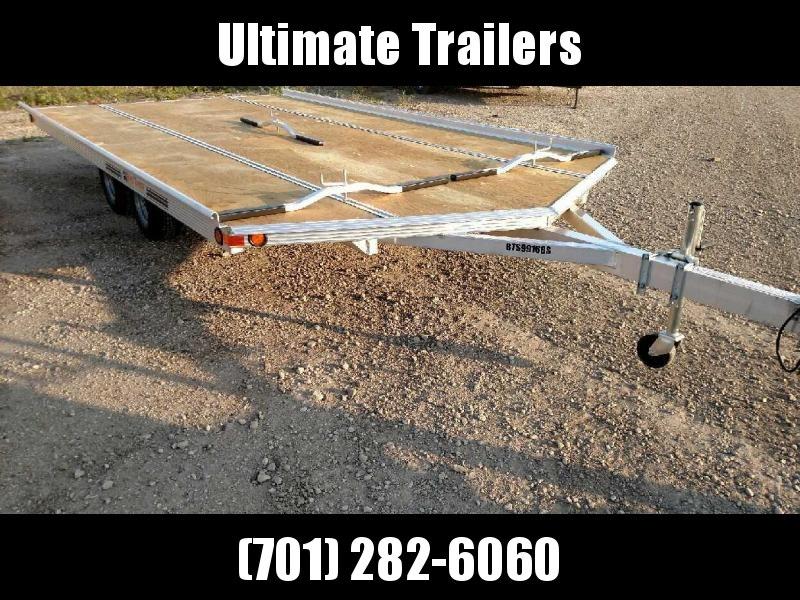 2021  BTS99168S Snowmobile Trailer
