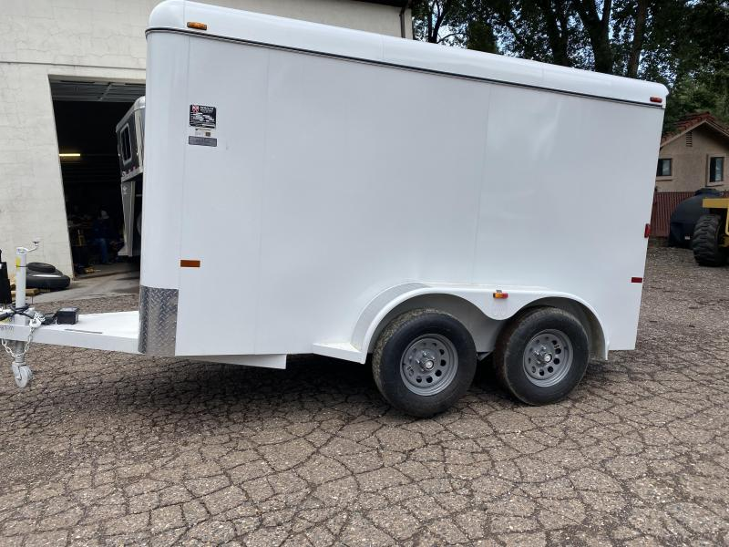 W-W Trailer 6X12 Cargo Carrier Enclosed Cargo Trailer