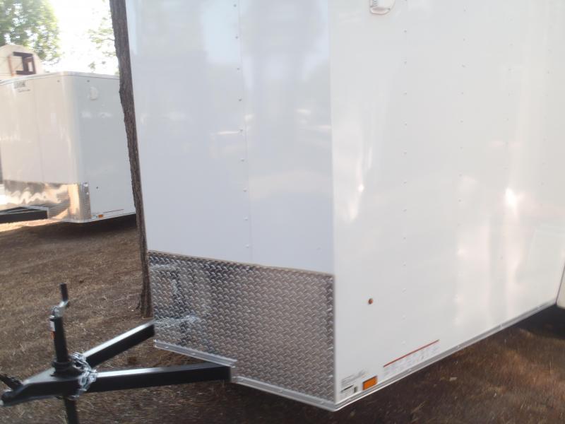 6x12 Element Cargo Barn Doors 6' Tall