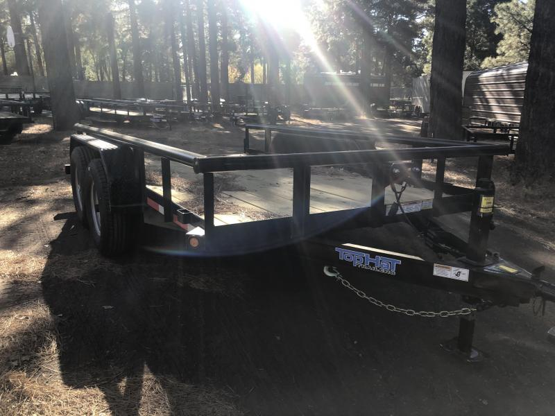 5X12 10K Load Hauler Trailer