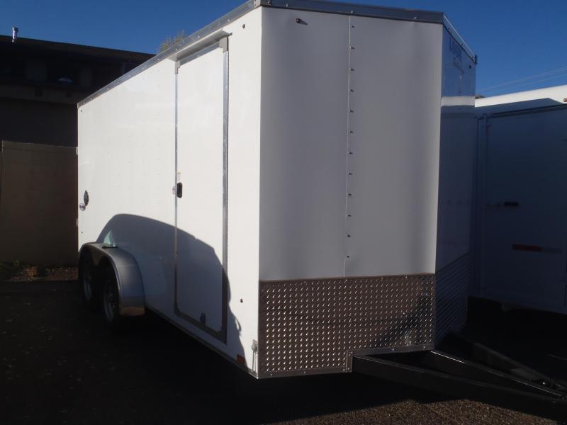 7X14 Element Cargo Enclosed Cargo 7' Tall
