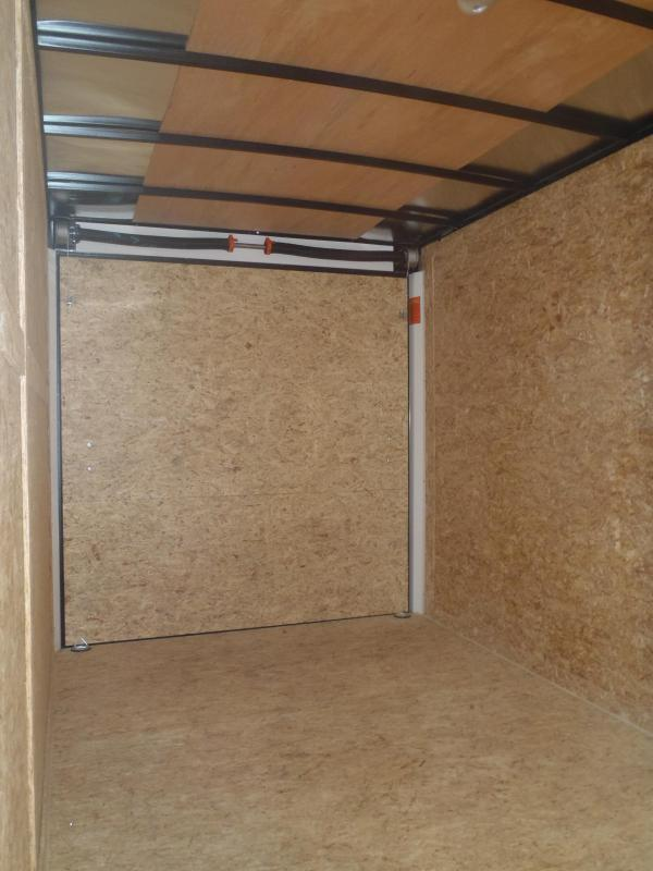 6X12 Element Cargo Enclosed Cargo