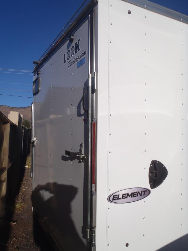 6X12 Element Cargo Enclosed Cargo 7' Tall