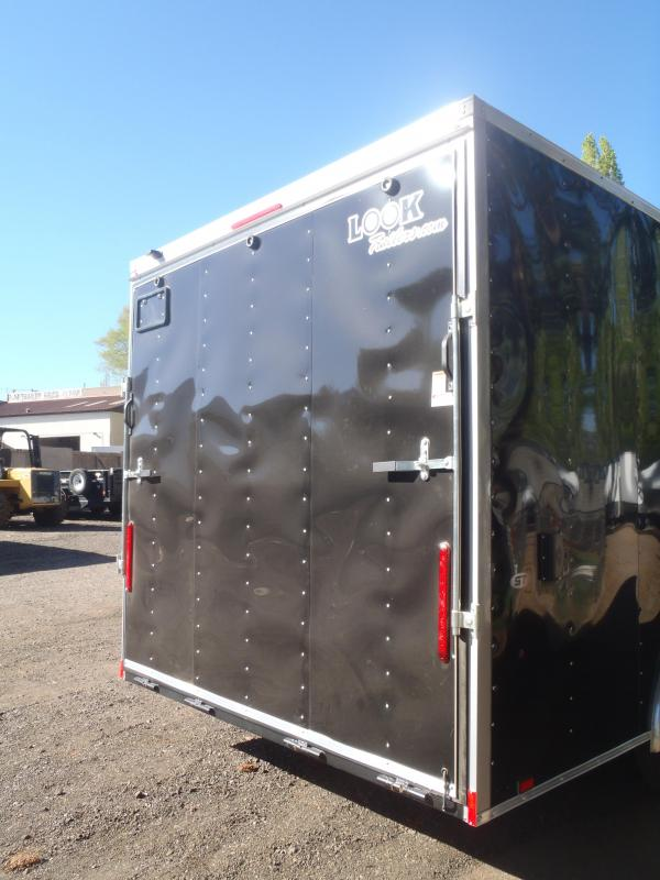 8.5 X 18 8' Tall Enclosed 10K GVW
