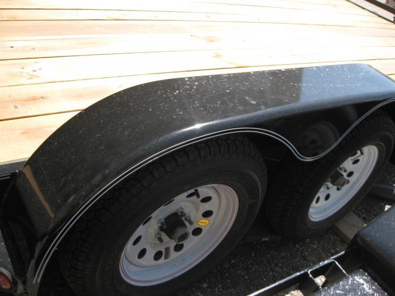 83 X 18 Carhauler / Racing Trailer 7000# GVW