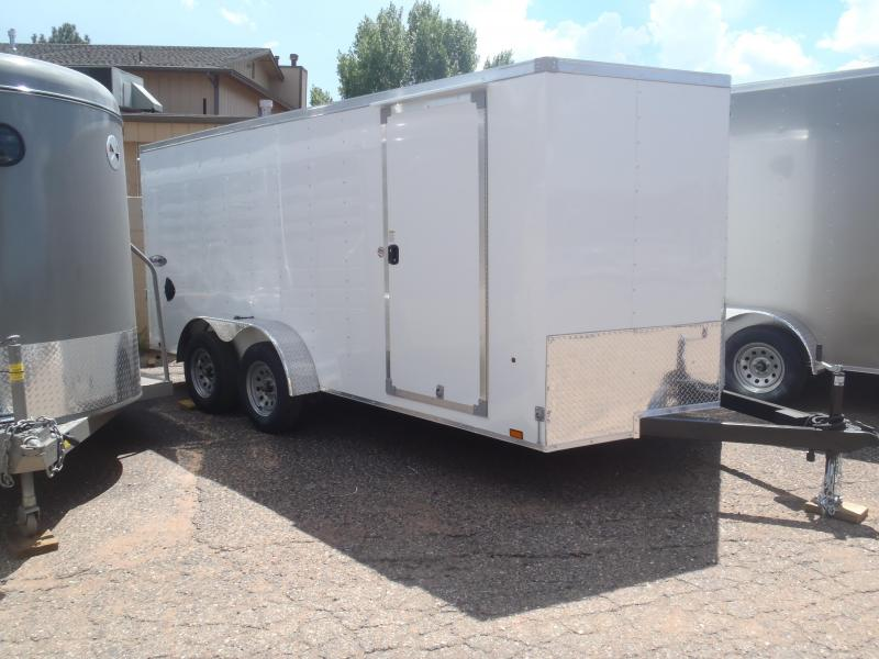 7X16 Element Cargo Enclosed Cargo 7' Tall