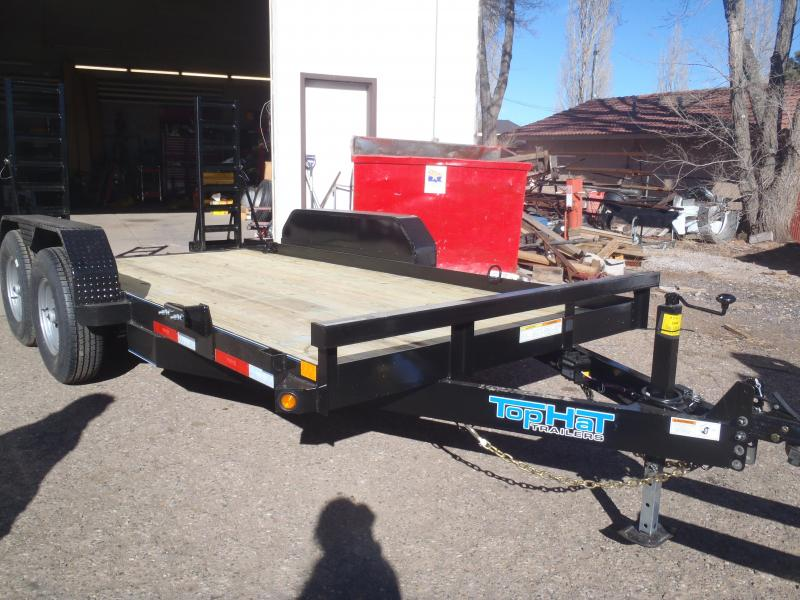 81X14 14K Skid Steer Trailer