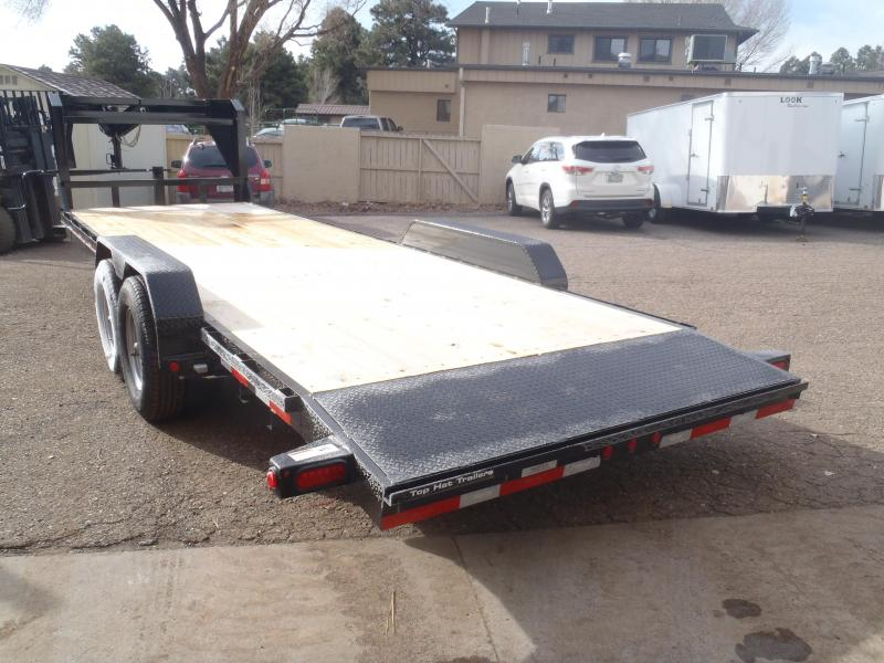 83X24 Gooseneck Equipment Hauler 14K
