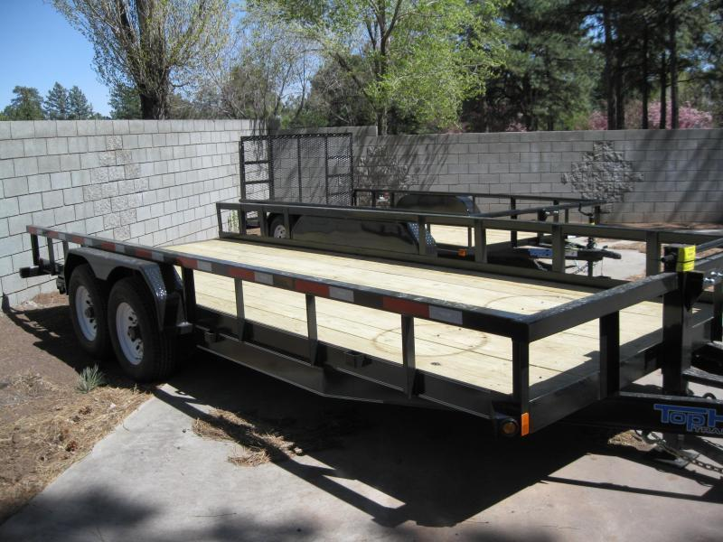 83X16 Heavy Hauler 14K Equipment Trailer
