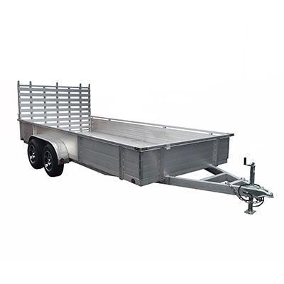 82 X 18 Aluminum Utility Trailer 7000# GVW