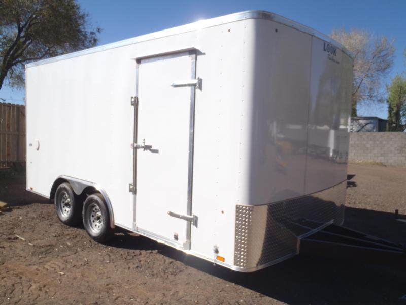 8.5 X 16 ST / Enclosed 7K GVW