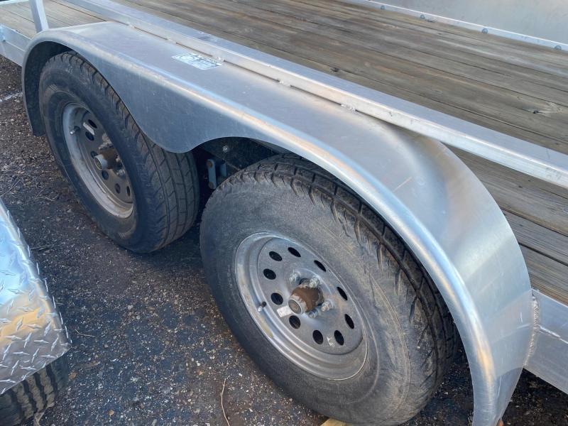 83 X 18 Aluminum ATV Trailer 7000# GVW