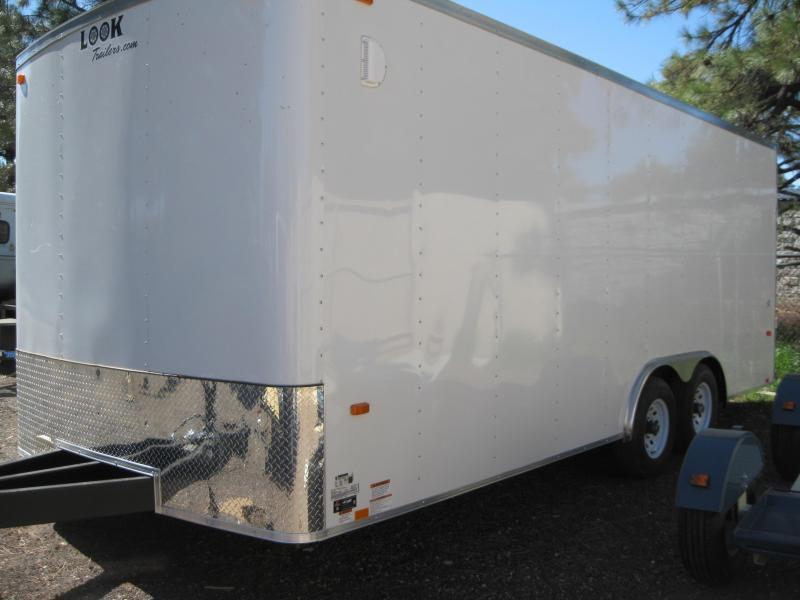 8.5 X 20 ST / Enclosed 7K GVW